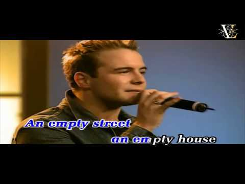 My Love - Westlife [KARAOKE with Backup Vocals in Full HD]