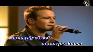 My Love - Westlife [KARAOKE with Backup Vocals in HQ]