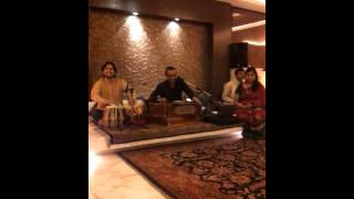 Live musik in indian restaurant new delhi hilton hotel