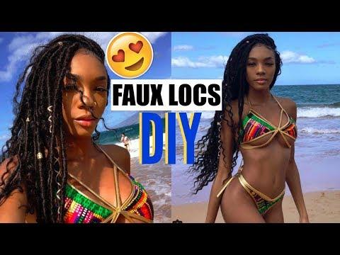Cover Lagu HOW TO: FAUX LOCS (Dread Extensions) HITSLAGU