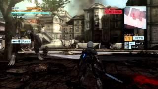 Metal Gear Rising Revengeance Quick Play HD