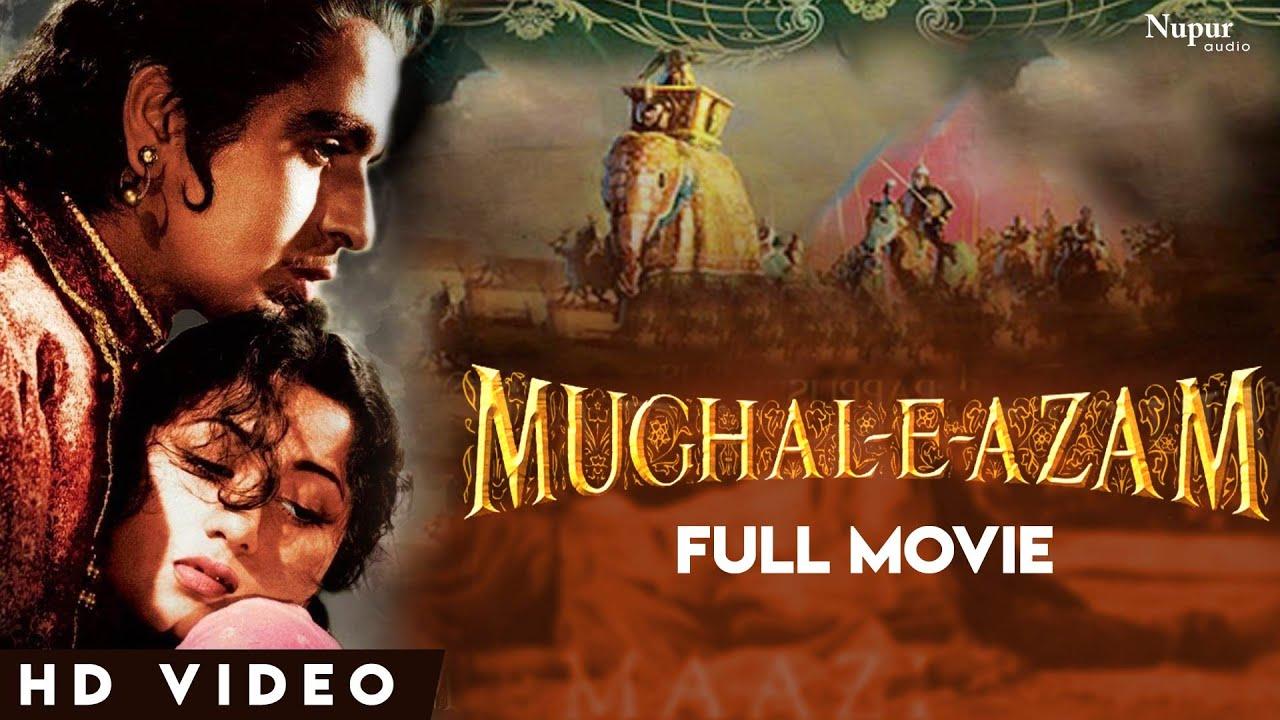 Download Mughal-e-Azam (1960) Superhit Classic Full Movie   मुग़ल ए आज़म   Prithviraj Kapoor, Madhubala
