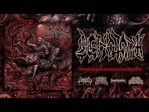 CENOTAPH - PERVERSE DEHUMANIZED DYSFUNCTIONS [OFFICIAL ALBUM STREAM] (2017) SW EXCLUSIVE