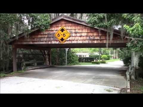 Maitland Florida Covered Bridge