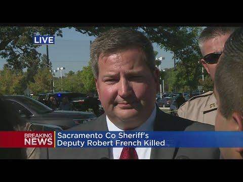 Sacramento County Deputy Killed In Shooting At Ramada Inn