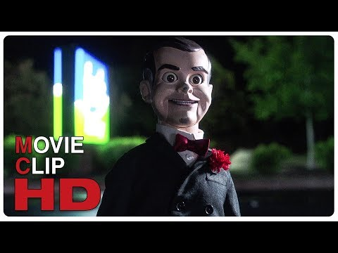 GOOSEBUMPS 2 Slappy Brings Monsters Back to Life Scene Clip + Trailer (NEW 2018) Horror Movie HD