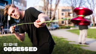 How This Guy Became a World Yo-Yo Champion | WIRED