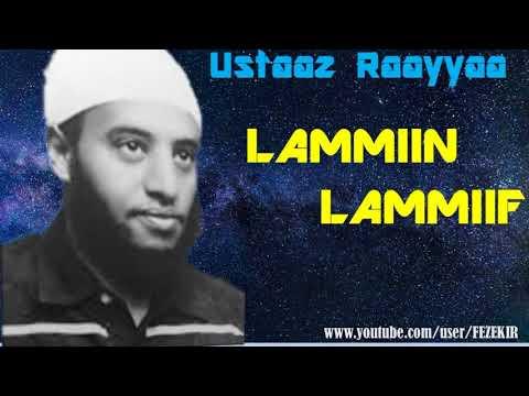 Ustaz Raayyaa Abba Macca Lamiin Lamiif V 30 2018 -New Nashida