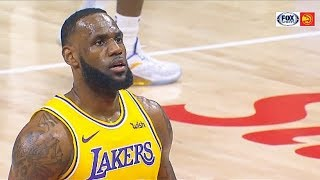LeBron James Gets Taunted By