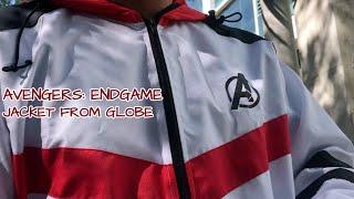 Avengers Endgame Windbreaker Jacket exclusively from Globe | Vlog (Filipino with English subs)
