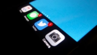 How To Get Black Dock And Folders On Your Iphone's Home Screen Without Jailbreaking