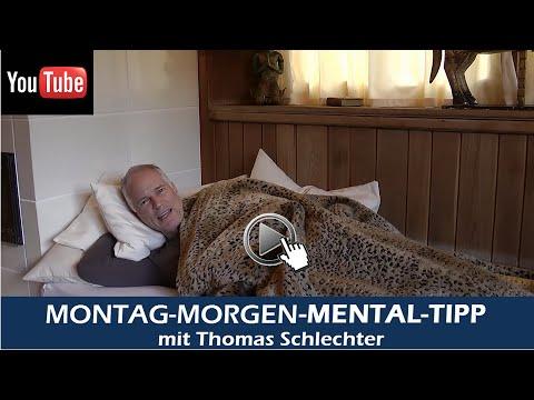 Hoch von der Couch - Mentaltipp mit Thomas Schlechter