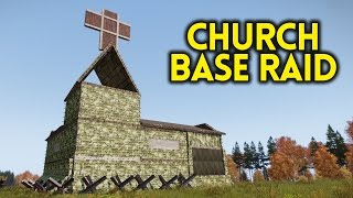 ARMA 3 Exile - Part 78 - CHURCH BASE RAID