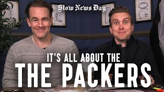 The Packers Finally Figured Out How to Use Aaron Rodgers | Slow News Day | The Ringer