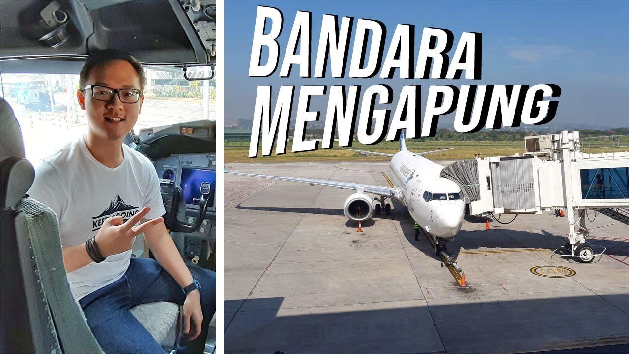 Bandara Mengapung Pertama di Indonesia Ada di Semarang ...