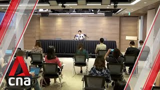COVID-19: Singapore's new rules for ASEAN, Japan, UK, Switzerland travellers | Full news conference