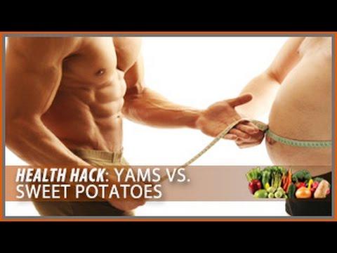 Yams vs. Sweet Potatoes: Health Hacks- Thomas DeLauer