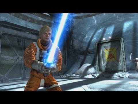 Let's Play Star Wars: The Force Unleashed! (Dark Side 3)
