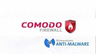 Comodo Firewall and  Malwarebytes Anti Malware - Просто и со вкусом..