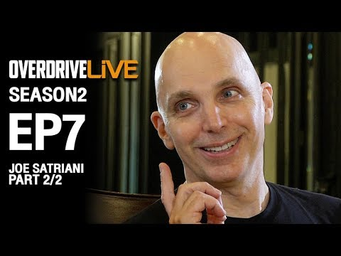 OverdriveLive | Season 2 | EP7 | Joe Satriani (ตอนจบ)