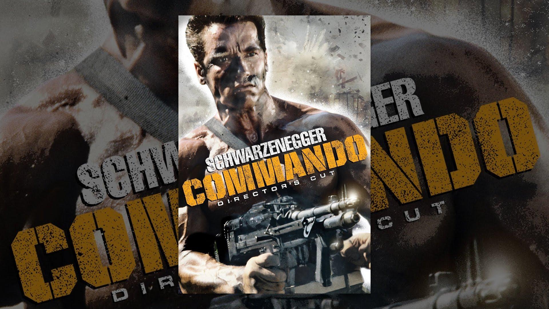Download Commando Director's Cut
