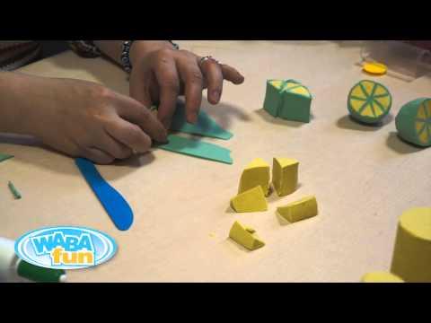 how to make lemon from wabafun bubber