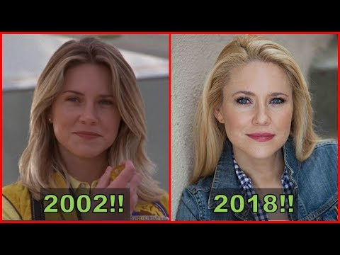 Power Rangers Wild force Then and Now 2018 Wild force Before And After!(2002-2018)