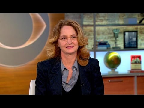 """Melissa Leo on comedy series """"I'm Dying Up Here"""""""