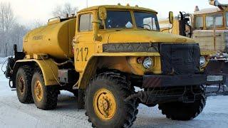 Почему в СССР любой директор автобазы хотел иметь у себя Урала-375?