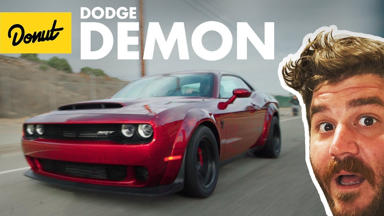 dodge demon        speed