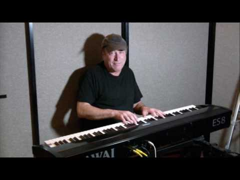 American Pie (Don McLean) - MIDI file of piano performance - best for learning with Synthesia.