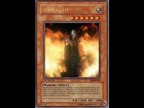 Sephiroth Yu-Gi-Oh Card from YouTube · Duration:  21 seconds