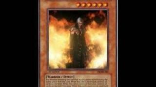 Sephiroth Yu-Gi-Oh Card