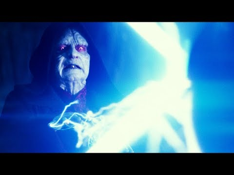 Смерть Палпатина Звёздные войны: Скайуокер. Восход (2019)