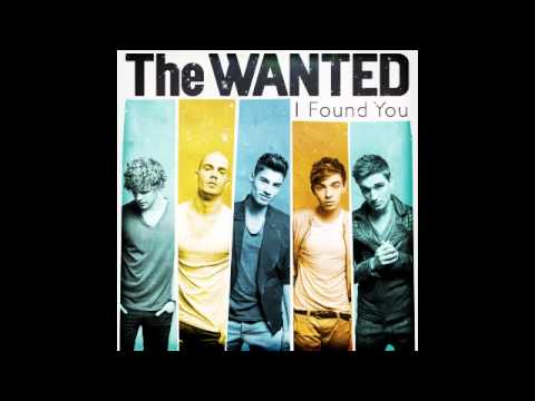 The Wanted - I Found You (First Radio Play)