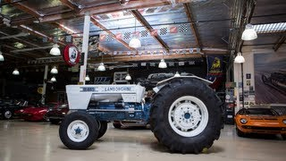 1968-69 Lamborghini R485 Tractor - Jay Leno