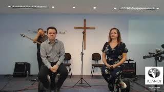 Culto Vespertino - Um Pai que só sabe amar - Oseias 11 - Igreja Presbiteriana do Pechincha