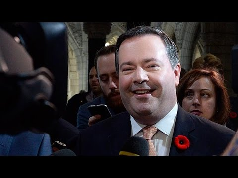 Jason Kenney's bid to lead Alberta PCs
