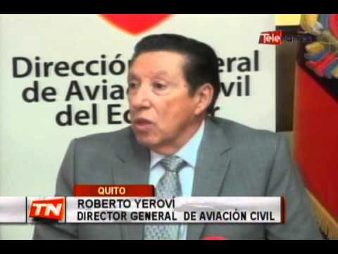 Investigan accidente aéreo en Amazonía
