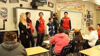 Honda DBL Indonesia All Star Berkunjung Ke South Tahoe High School