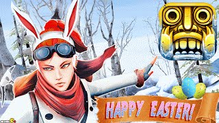 Temple Run 2 New Update New Characters Bunny Guy Celebrate Easter Day!