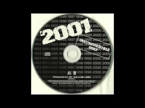 Dr. Dre - Xxplosive (Instrumental)