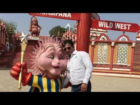 Visag & Hyderabad Adventure