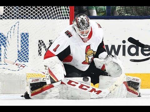 Game 71-O'Condon-Ottawa Senators vs Columbus Blue Jackets 2017-18