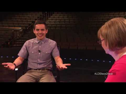 Face to Face Live Facebook Event with David Archuleta hd720