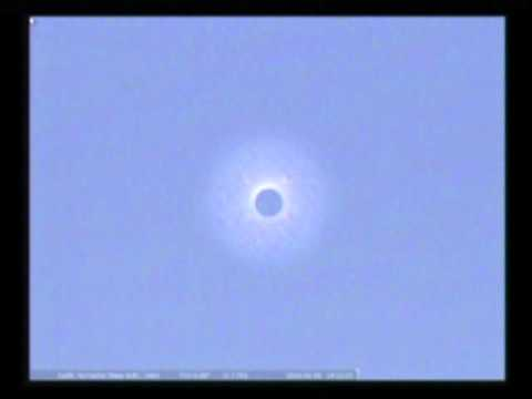 Total Solar Eclipse over Rochester, New York on April 8, 2024