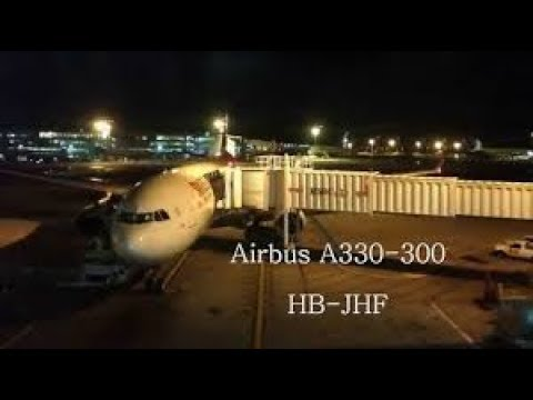 Flight Report: Swiss Airways 19/ Newark (EWR) to Zurich (ZUR)/ June 21st, 2017/ A330-300/