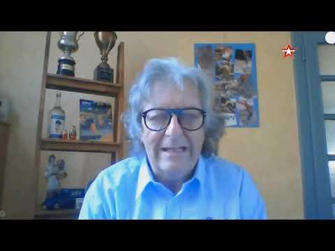 Коронавирус. Итальянец, поменявший флаг Евросоюза на флаг России, объяснил свой поступок