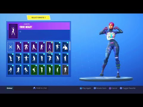 FORTNITE *BRITE BOMBER* SKIN SHOWCASE (BACK BLINGS AND EMOTES)