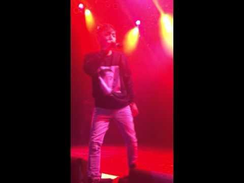 AOMG US TOUR Chicago 2016 Simon Dominic 쌈디 - 짠해 (Cheerz)
